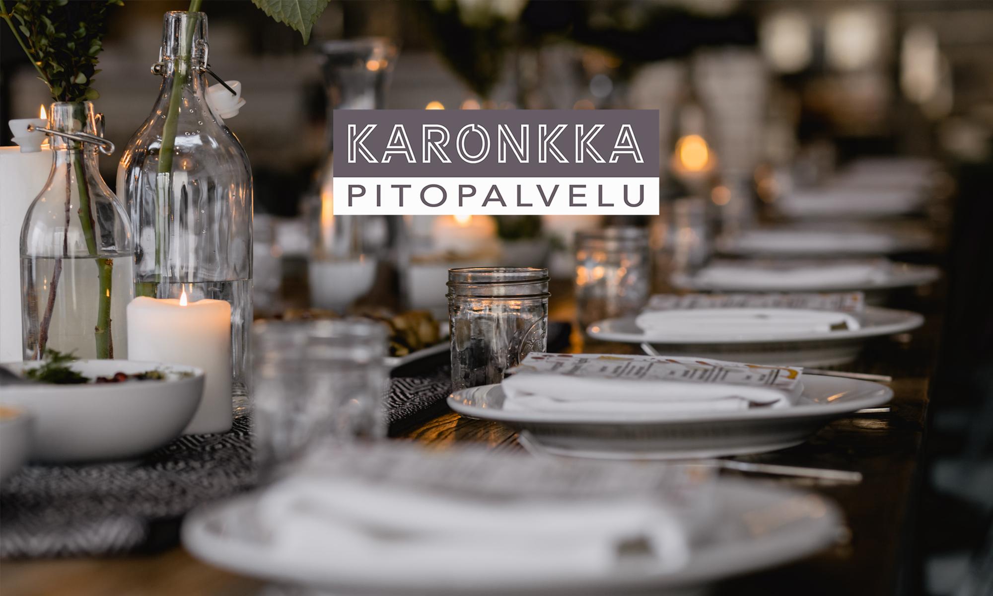 Ravintola Karonkka Lounasravintola - Pitopalvelu - Ateriatoimitus